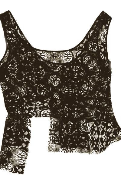 Kleiderfragmente, Top