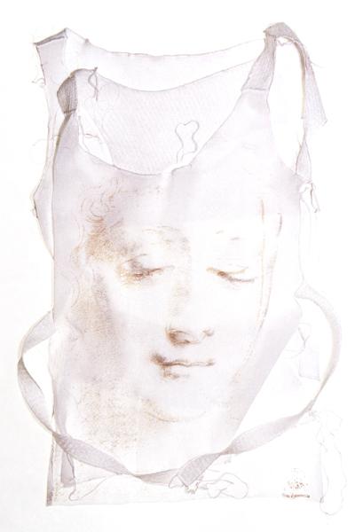 Michelangelo, Siebdruck