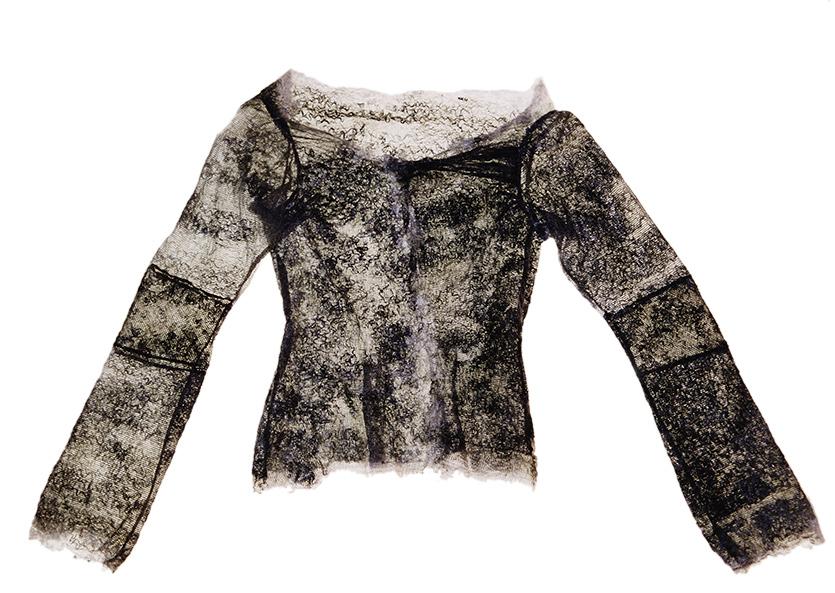 Textile Experimente, Heike Winhold