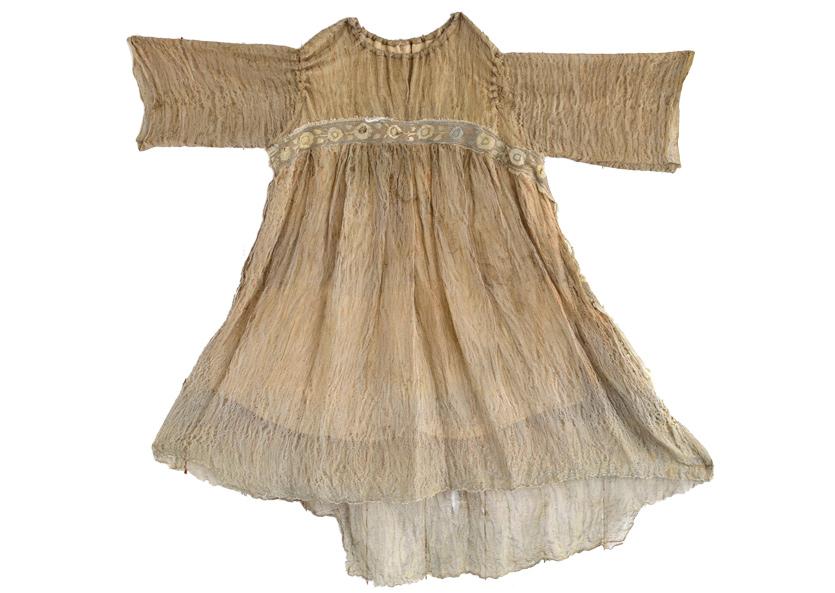 Kinderkleid Drapage, Heike Winhold
